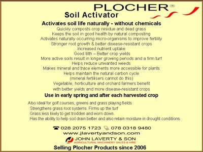 Soil Activator Ad